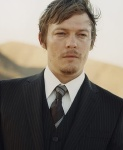 Norman Reedus looking sexy in a suit