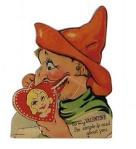 Odd Vintage Valentine