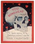 Skull Valentine