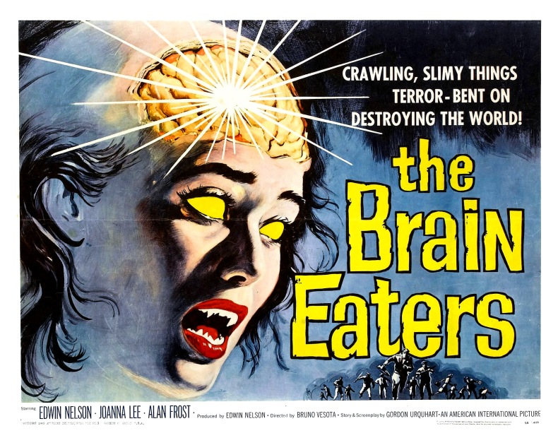 The Brain Eaters by Albert Kallis.