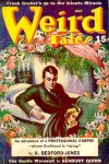 Weird Tales July 1940 Seabury Quinn Art by M Brundage
