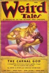 Weird Tales June 1937 Paul Ernst Cover by M Brundage