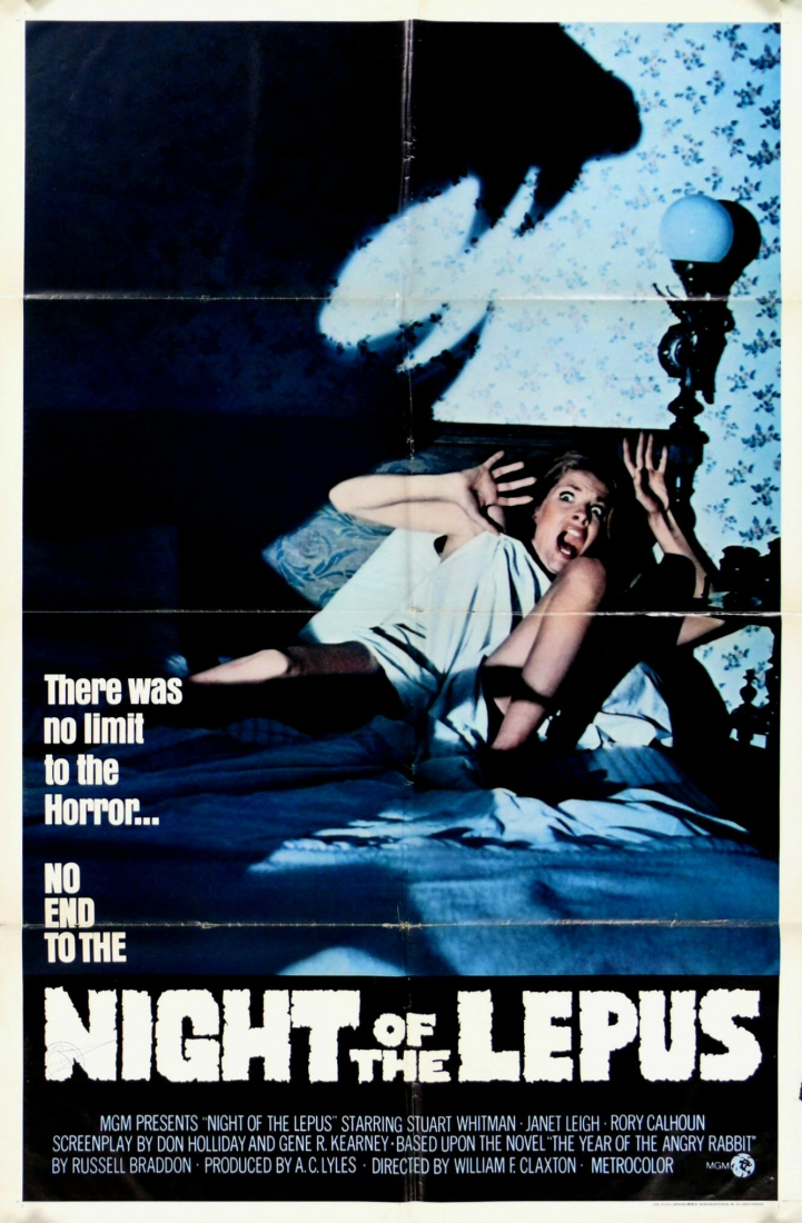Night of the Lepus 1972