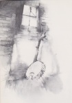 Stephen Gammell Illustration for The Old Banjo, 1988. via Razorwire Pictures