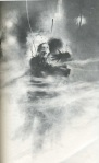 Stephen Gammell Illustration. Scary Stories to Tell in the Dark