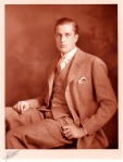 (1929) Vincent Price on his 18th birthday - May 27, 1929