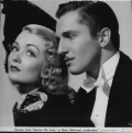 (1938) Vincent Price and Constance Bennett in Service de Luxe