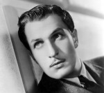 1940's Portrait of Vincent Price