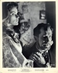 (1963) Debra Paget and Vincent Price in The Haunted Palace