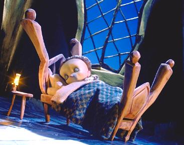 Image result for the sandman short film