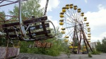 Abandoned Amusement Park Pripyat Adjacent tp tje Chernobyl Nuclear Plant by Sergei Supinsky AFP Getty Images via NPR.