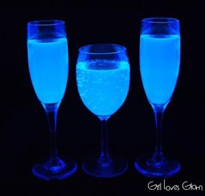 Black Light Lemonade by Girls Love Glam via Halloween Culture