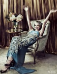 Carey Mulligan in Vouge May 2013 Gatsby 1920's