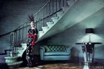 Carey Mulligan in Vouge May 2013 Gatsby Look