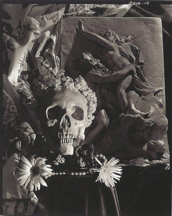 Cecil Beaton- Nature morte baroque, années 1930 via Arte Excéntrico