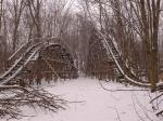 Chippewa Lake in the Snow, 2005 by Illicit Ohio