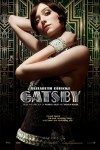 Great Gatsby Poster via Glamour Elizabeth Debicki