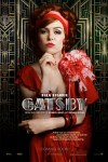 Great Gatsby Poster via Glamour Isla Fisher (2)