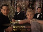 Great Gatsby Still via Glamour Carey Mulligan (Daisy)
