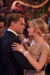 Great Gatsby Stills via Glamour Carey Mulligan (Daisy) and Leonardo DeCaprio (Gatsby), 2013