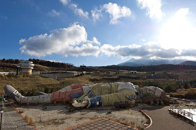Gulliver S Kingdom Amusement Park In Yamanashi Japan By
