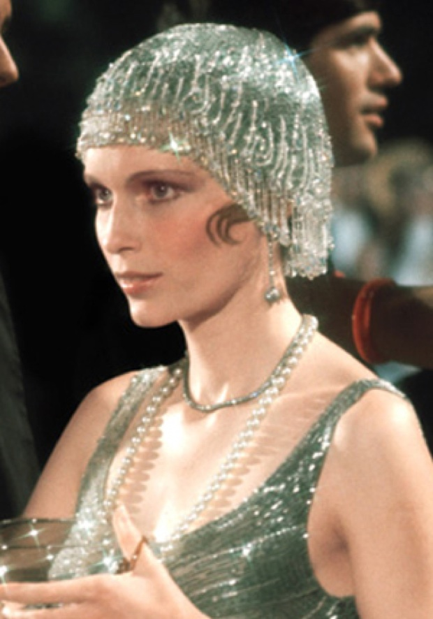 Great Gatsby 1974 Costumes in The Great Gatsby 1974