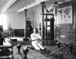 Titanic. The Gymnasium
