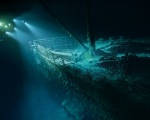 National Geographic - Port Bow Titanic