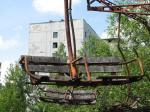 Pripyat Amusement Park abandoned 1986, by Lindsay Fincher, Dispatches from Chernobyl