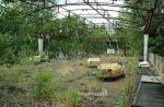Pripyat Amusement Park by Chernobyl Nuclear Plant via MySendOff