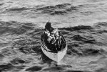 Titanic Survivors Picked up by the Carpathia
