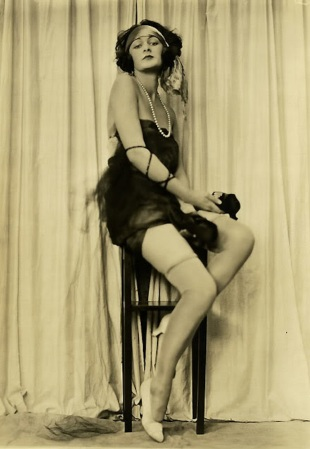 Vintage Flapper via Vintage Stock by Hello Tuesday on DeviantArt