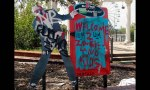 Welcome to Zombie Land, Six Flags New Orleans, Photographed by Christopher Dame via LoveThesePics