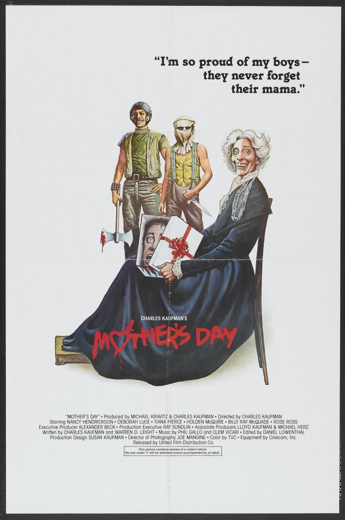 Mother's Day Poster Classic 1980