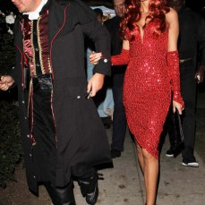 Petra Ecclestone as Jessica Rabbit