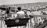 1949 Parachute Jump at Coney Island