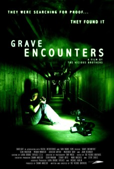Theatrical Poster - Grave Encounters