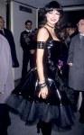 2000 Heidi Klum Halloween Costume Goth