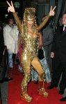 2003 Heidi Klum Halloween Alien