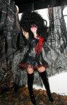 2005 Heidi Klum Halloween Vampire