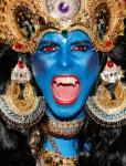 2008 Heidi Klum Halloween Kali