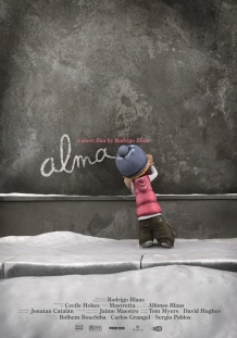 Alma Short Film Poster