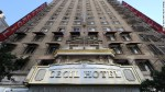 Cecil Hotel Exterior by Robin Beck AFP Getty Images 1