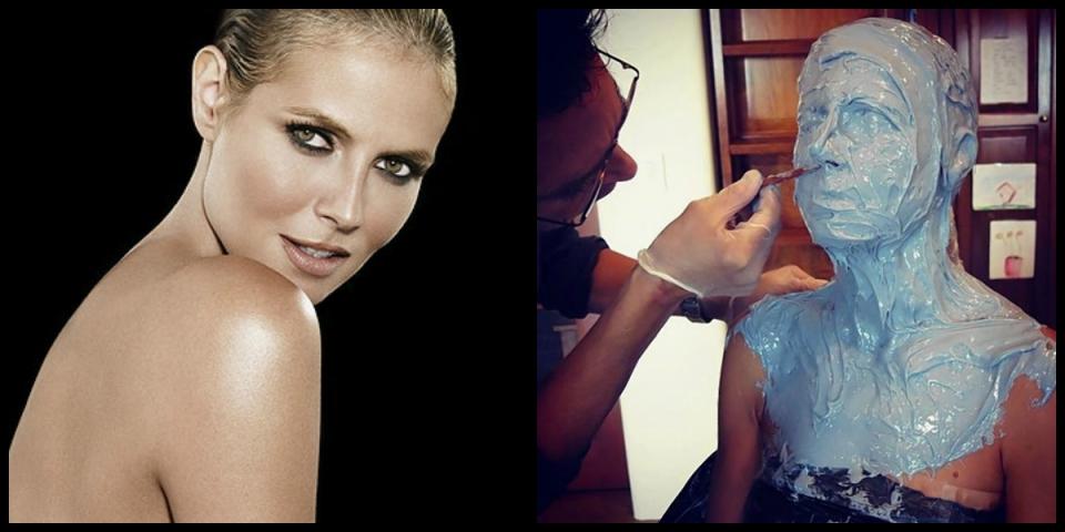Heidi Klum Plans Halloween 2013