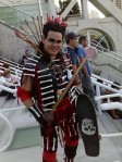 Hook Ruffio Cosplay at 2013 SDCC via Pajiba