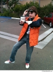 Marty McFly Cosplay at San Diego Comic Con via Strange Beaver