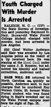 raymond-d-hair-murderer-and-hotel-cecil-guest-arrested-jan-14-1950