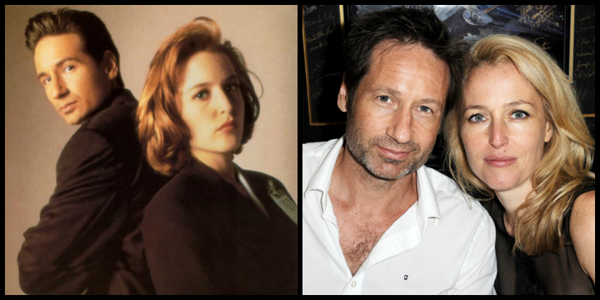 San Diego Comic Con X-Files 20th Aniversary Panel