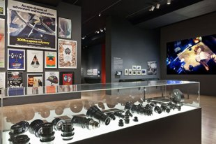 Stanley Kubrick Exhibit at LACMA Photo by Yosi Pozeilov LACMA