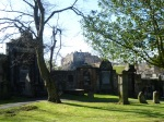 Greyfriars Kirkyard, Edinburgh, photographed by Kim Traynor, 12 April 2012